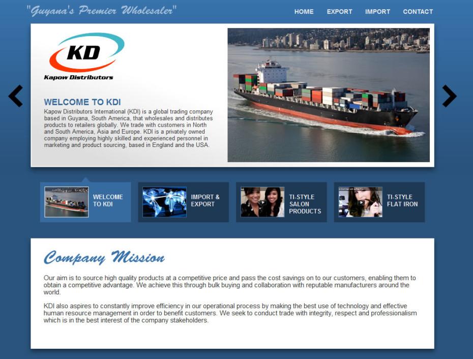 KapowDistributors