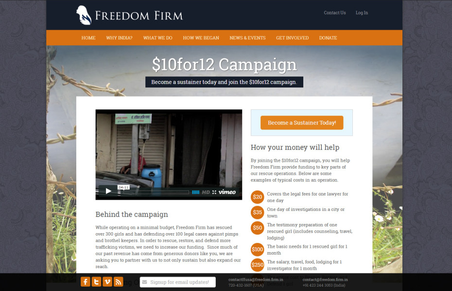 freedom firm screenshot 3