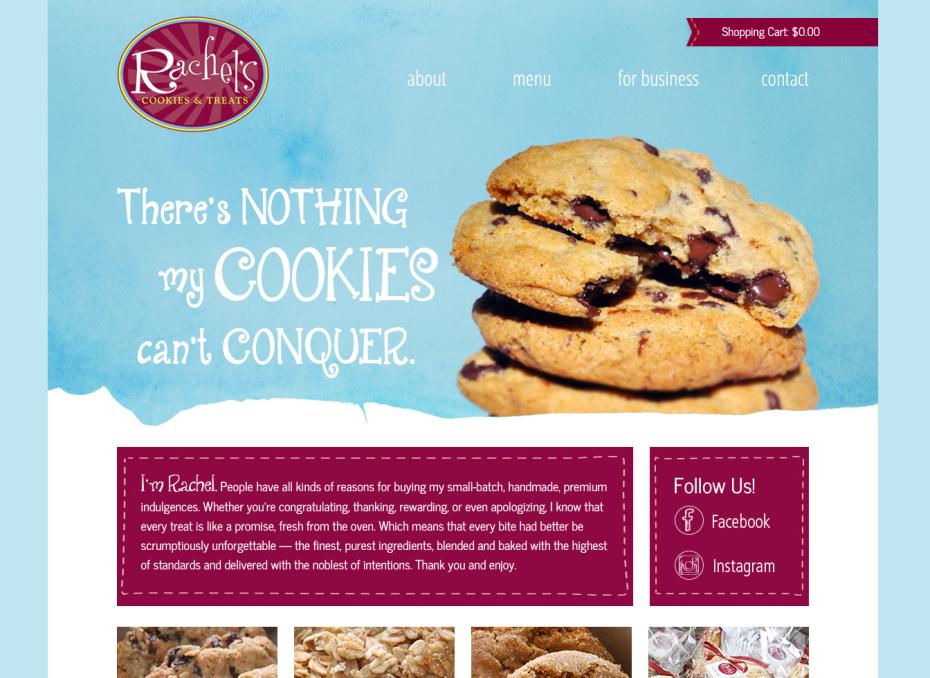 rachels cookies large